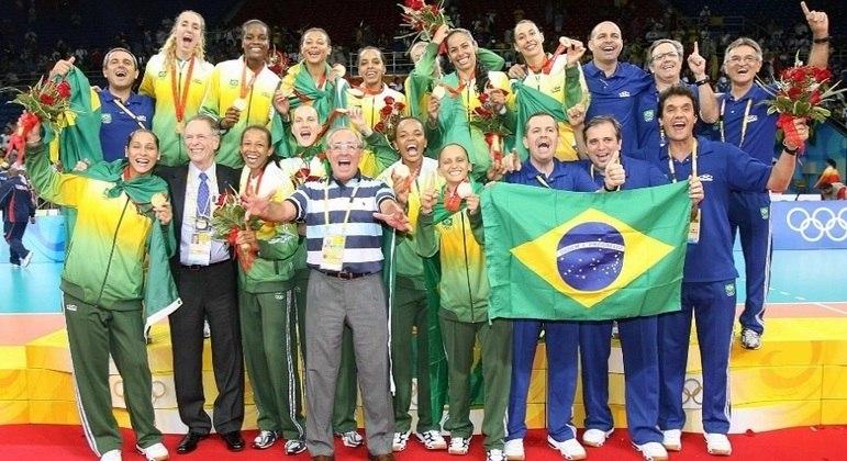 Ouro em Pequim/2008