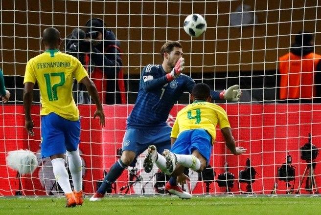 Resultado de imagem para brasil e alemanha 2018
