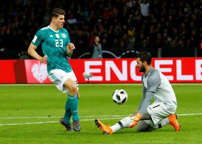 Revanche do 7 a 1  Alemanha e Brasil se enfrentam em Berlim - Fotos - R7  Copa 2018 411c4695c87f6