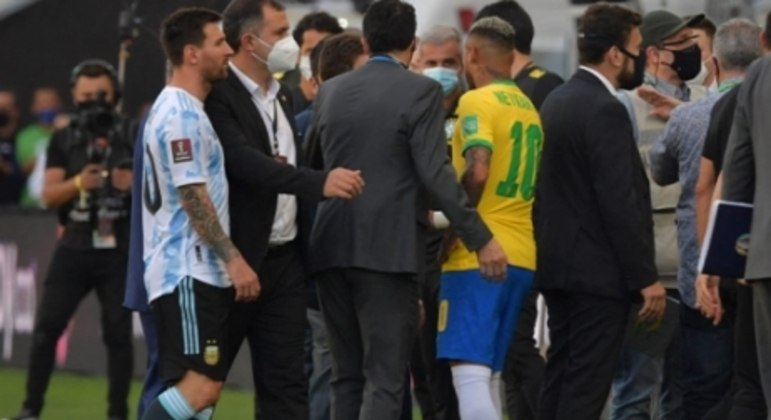 Brasil x argentina.