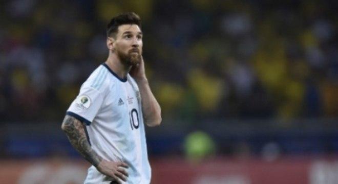 Messi recebeu recado de Marquinhos