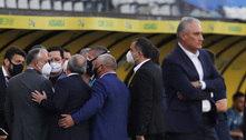 CBF acionou Casa Civil para seguir com Brasil x Argentina, diz Anvisa