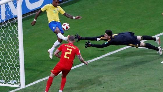 Resultado de imagem para brasil 1 belgica 2