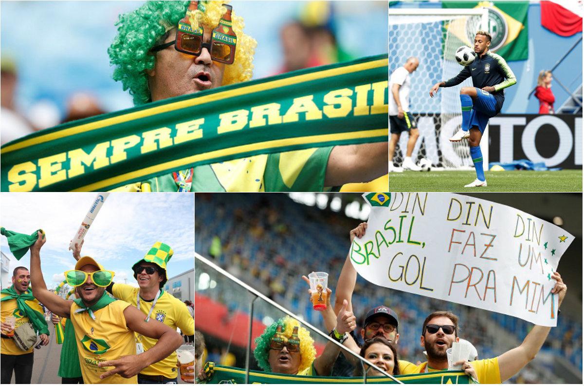 Copa 2018  confira as imagens mais bonitas de Brasil x Costa Rica - Fotos -  R7 Copa 2018 6877da113452e