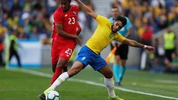 __Brasil decepciona e só empata com o Panamá em amistoso__ (REUTERS/Pedro Nunes - 23.3.2019)