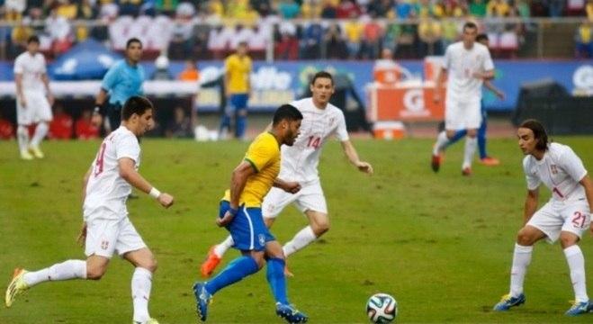 Brasil tem histórico de vitórias nos últimos amistosos antes das ... 70351c7c1cf1e