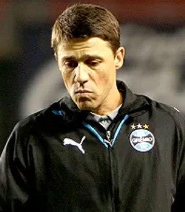 Brasileirão 2009: Marcelo Rospide (Grêmio) – Foi demitido após a 2ª rodada