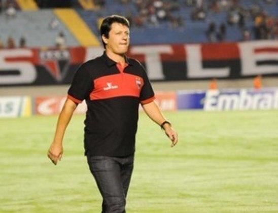 Brasileirão 2012: Adilson Batista (Atlético-GO) – Foi demitido após a 2ª rodada