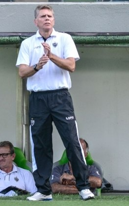 Brasileirão 2014: Paulo Autuori (Atlético-MG) – Foi demitido pós a 1ª rodada