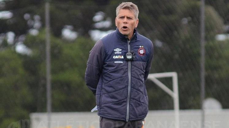 Brasileirão 2017: Paulo Autuori (Athletico-PR) e Ney Franco (Sport) – foram demitidos após a 2ª rodada