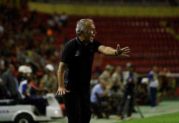 Brasileirão 2018: Nelsinho Baptista (Sport) – foi demitido após a 2ª rodada