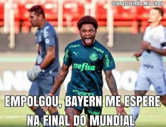 Brasileirão 2020 (23/08/2020): o Palmeiras levou a melhor pela 5ª rodada da competição e os santistas tiveram que aturar as provocações