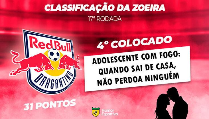 Brasileirão: a Classificação da Zoeira do Humor Esportivo após os jogos da 17ª rodada