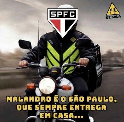 Brasileirão: goleada do Internacional por 5 a 1 sobre o São Paulo rende memes na web