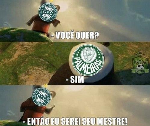 Brasileirão: os melhores memes da demissão de Luxemburgo do Palmeiras após a derrota para o Coritiba