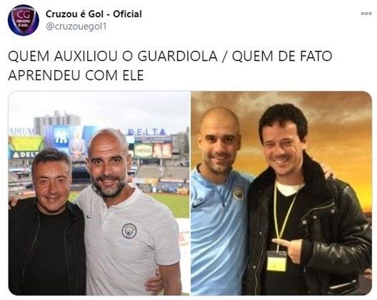 Brasileirão: os melhores memes da goleada de 4 a 1 do São Paulo sobre o Flamengo, no Maracanã
