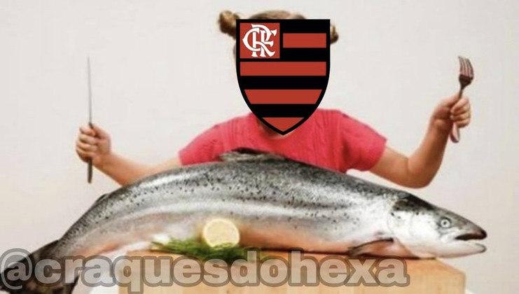 Brasileirão: os melhores memes da goleada do Flamengo sobre o Santos, com direito a hat-trick de Gabigol