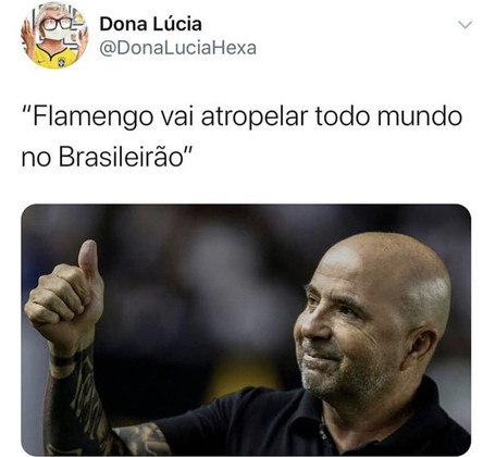 Brasileirão: os melhores memes da vitória do Atlético-MG sobre o Flamengo