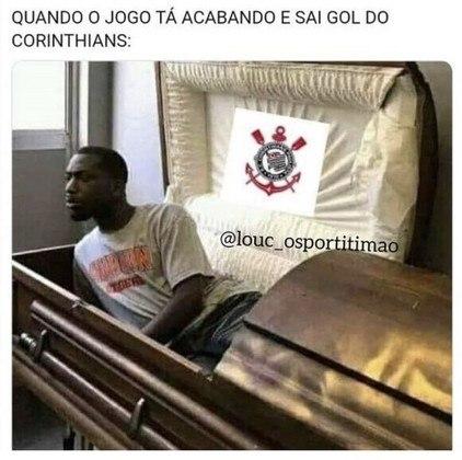 Brasileirão: os melhores memes de Athletico-PR 0 x 1 Corinthians