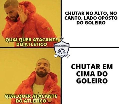 Brasileirão: os melhores memes de Atlético-MG 0 x 0 Sport