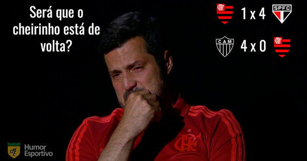 Flamengo é alvo de memes após goleada para o Atlético ...