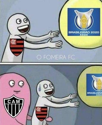 Brasileirão: os melhores memes de Atlético-MG 4 x 0 Flamengo
