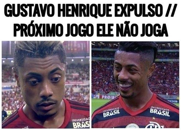 Brasileirão: os melhores memes de Botafogo 0 x 1 Flamengo