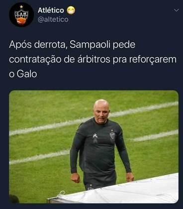 Brasileirão: os melhores memes de Botafogo 2 x 0 Atlético-MG