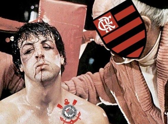Brasileirão: os melhores memes de Corinthians 1 x 3 Flamengo