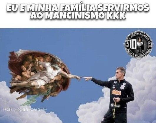 Brasileirão: os melhores memes de Corinthians 5 x 0 Fluminense