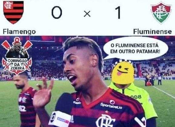 Brasileirão: os melhores memes de Flamengo 0 x 1 Fluminense, na Neo Química Arena