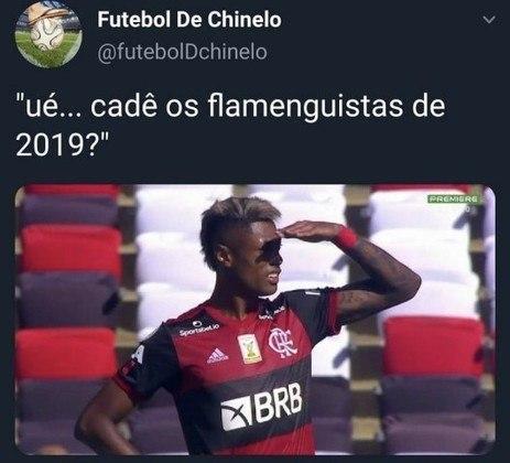 Brasileirão: os melhores memes de Flamengo 0 x 2 Ceará
