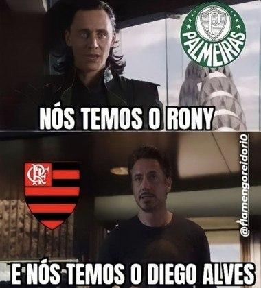 Brasileirão: os melhores memes de Flamengo 1 x 0 Palmeiras