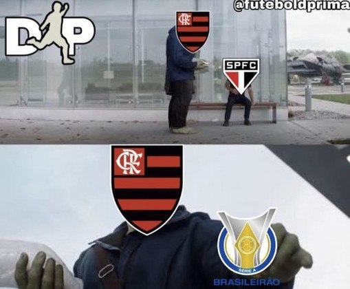 Brasileirão: os melhores memes de Flamengo 1 x 2 Fluminense