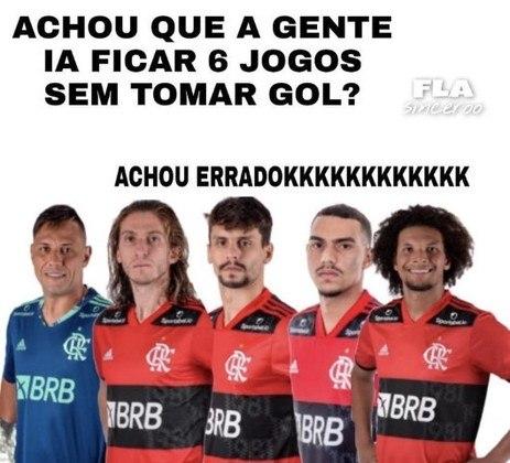 Brasileirão: os melhores memes de Flamengo 2 x 3 RB Bragantino