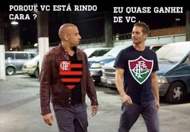 Brasileirão: os melhores memes de Fluminense 1 x 2 Flamengo