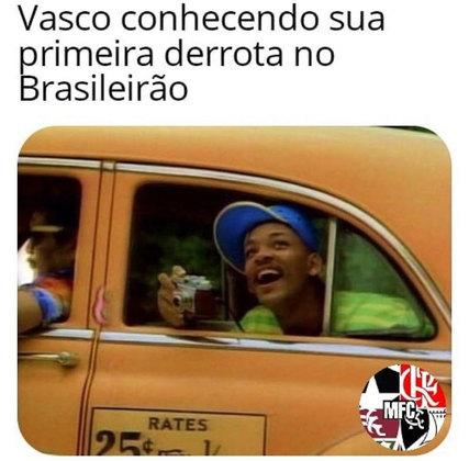 Brasileirão: os melhores memes de Fluminense 2 x 1 Vasco da Gama