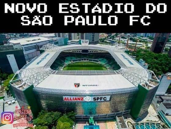 Brasileirão: os melhores memes de Palmeiras 0 x 2 São Paulo