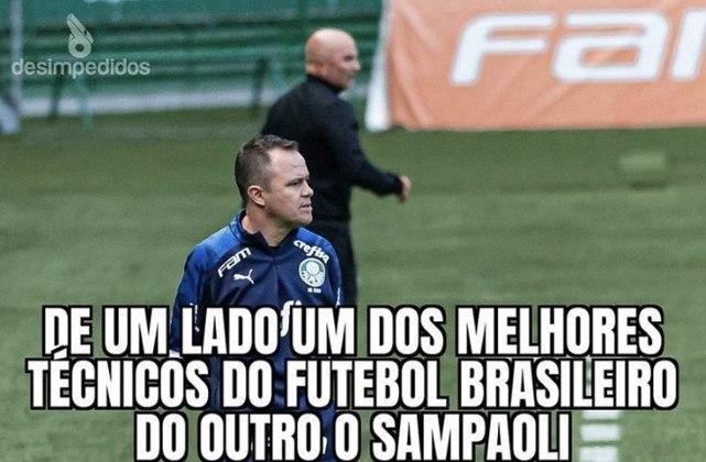 Brasileirão: os melhores memes de Palmeiras 3 x 0 Atlético-MG