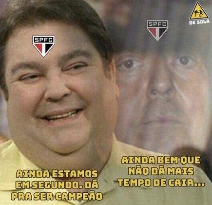 Brasileirão: os melhores memes de São Paulo 1 x 1 Coritiba