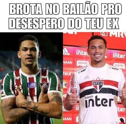 Brasileirão: os melhores memes de São Paulo 3 x 1 Fluminense