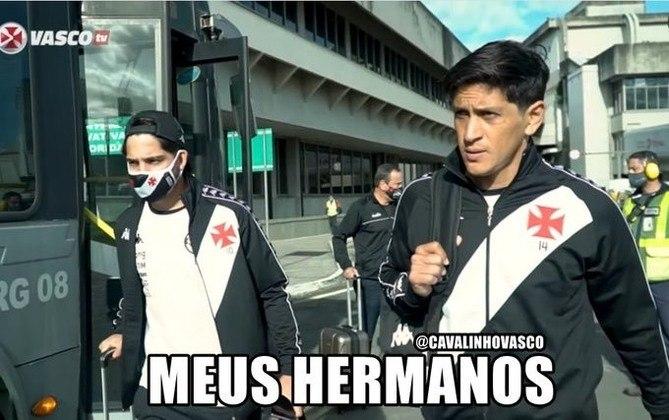 Brasileirão: os melhores memes de Vasco 1 x 0 Athletico Paranaense