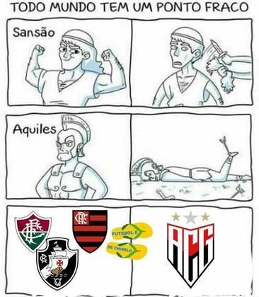 Brasileirão: os melhores memes de Vasco da Gama 1 x 2 Atlético-GO