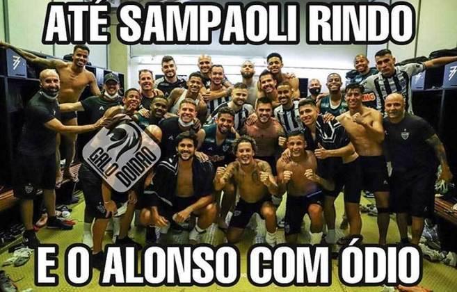 Brasileirão: os memes de Atlético-MG 4 x 1 Vasco