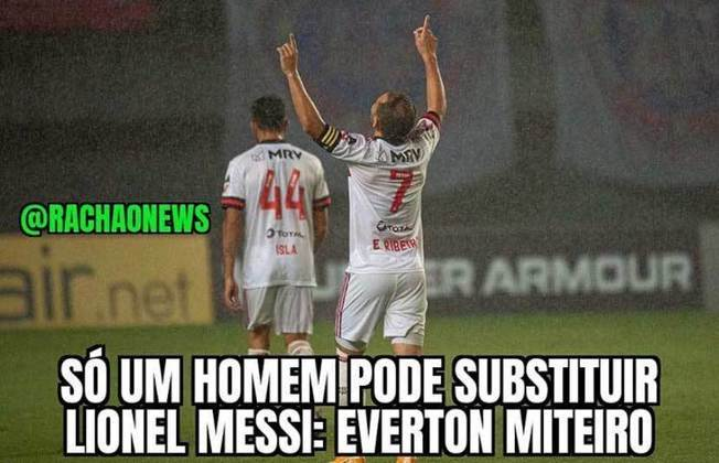 Brasileirão: os memes de Bahia 3 x 5 Flamengo