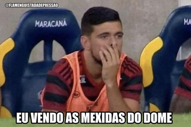 Brasileirão: os memes de Flamengo 1 x 1 Botafogo