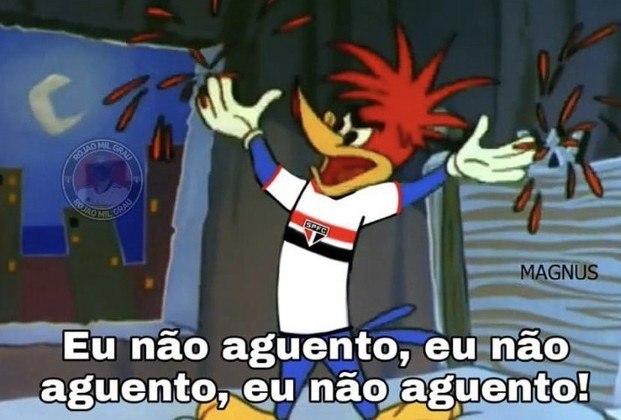 Brasileirão: São Paulo perde por 2 a 1 para o RB Bragantino e é alvo de memes nas redes sociais