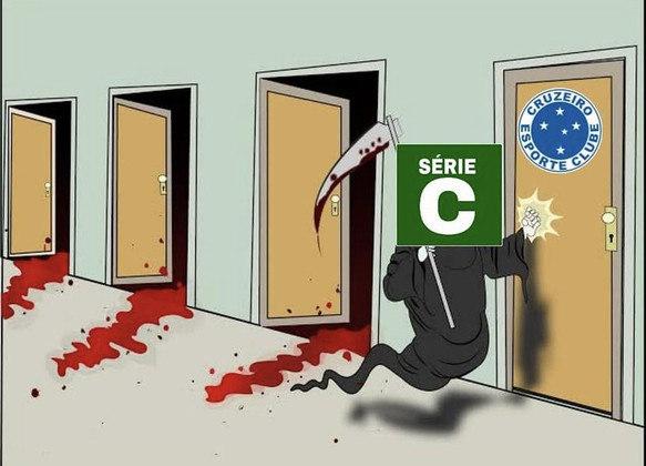 Brasileirão - Série B: os melhores memes de Operário 2 x 1 Cruzeiro