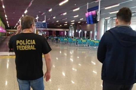 Suspeito ficará preso em Contagem (MG)