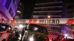 Seis brasileiros morrem intoxicados em apartamento na capital do Chile (Alberto Valdez / EFE / 22.5.2019)